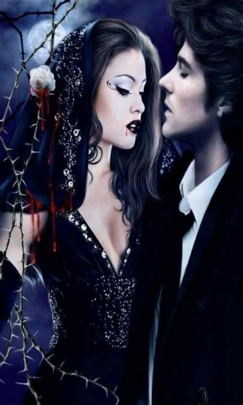 wallpaper gothic couple couple kiss wallpapers for mobile tattoo design bild