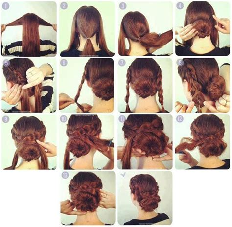 easy to make party hairstyles easy party hair style hair styling pinterest