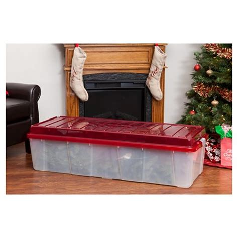 iris christmas tree storage box target