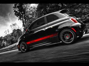 Abarth Speed 2012 Fiat 500 Abarth Side Angle Speed 1920x1440