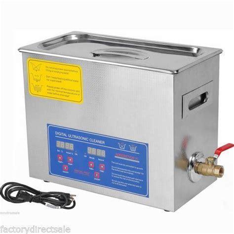 Ultrasonic Wave Detox Bath by Heated Ultrasonic Cleaner Ebay