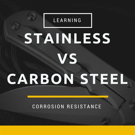 alloy steel vs stainless steel does carbon steel cut better than stainless steel