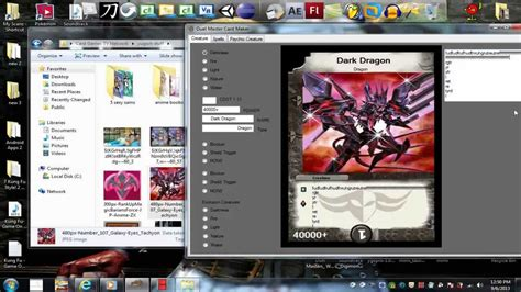 online program maker duel masters world duel masters card maker free download