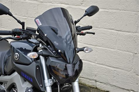 New accessories available for Yamaha MT 09   MoreBikes