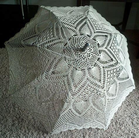 pattern crochet umbrella 17 best images about crochet parasolki on pinterest