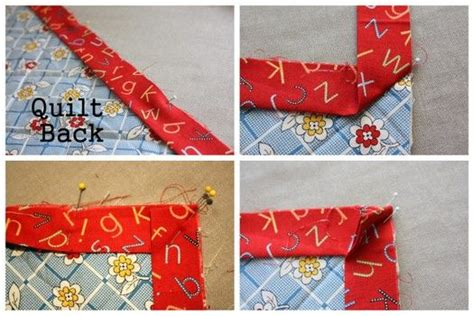 Simple Quilt Binding by Binding Easy Cool Quilt Patterns