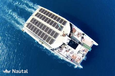 catamaran in spanish translation catamaran rent dalmau catamar 225 n ecol 243 gico in port