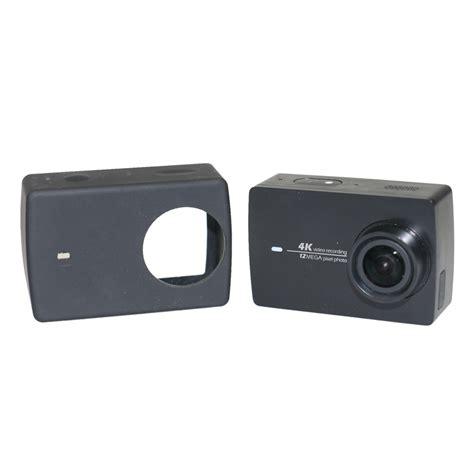 Silicone Lens Cover For Xiaomi Yi 2 4k Yi Lite silicone lens cover for xiaomi yi 2