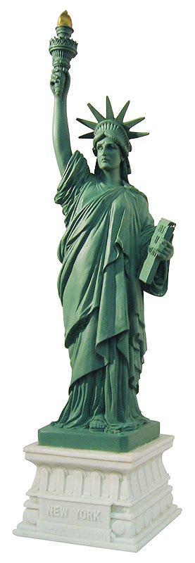 statue  liberty replica