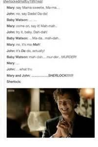 Maybe I M Just Blind Bbc Sherlock Funny Murder Bbc Sherlock Baby Sherlock