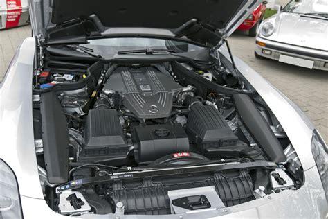 mercedes motor mercedes sls amg