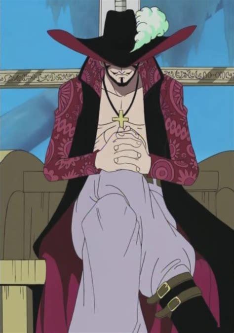 One Mihawk top 10 greatest weapon users in anime otakukart