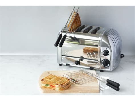 2 Slice Stainless Steel Toaster Sandwich Cage Sandwich Cage For Dualit Vario Newgen And