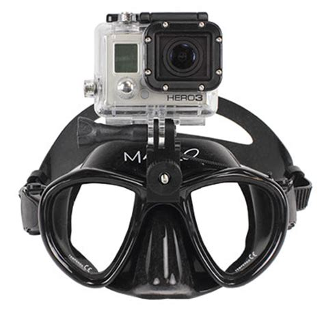 Gopro Lung freediving mask mako spearguns