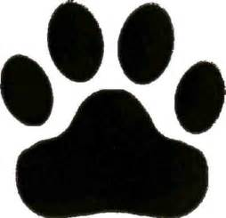 clipart paw prints cliparts.co