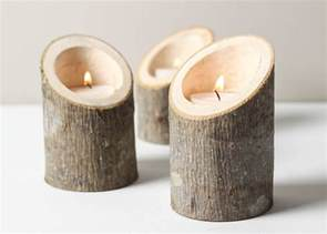 Candles For Candlestick Holders Diy Candle Holders Wood