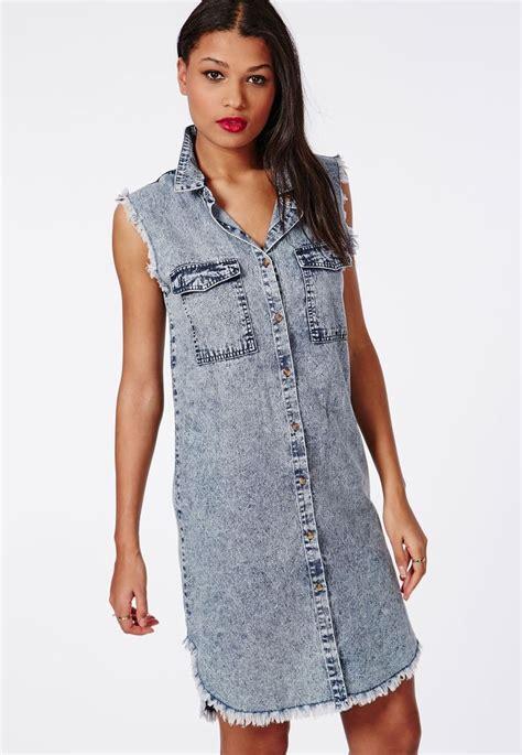 Sleeveless Denim Dress best 25 sleeveless denim shirts ideas on
