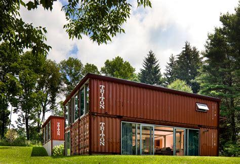 adam kalkin adam kalkin double storey shipping container house