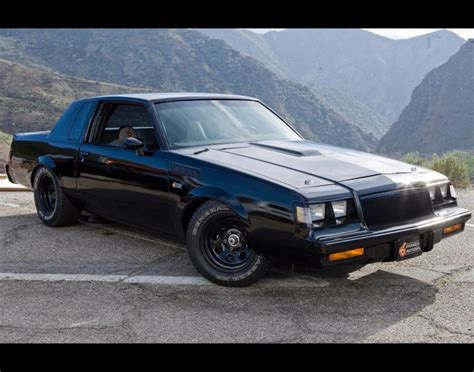 Fastest Buick Fast Furious 1987 Buick Gnx Photos Fast And