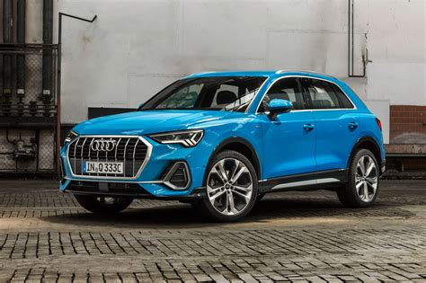 All New Audi Q3 2018 by Next Generation Audi Q3 Is Here For 2018 Car Magazine