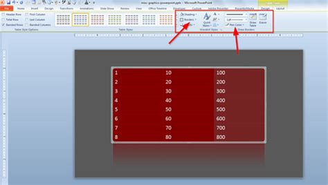 Change Table To Table Classic 2 Style Table Style Light 2 Excel 2013 How To Alternate Row Colors In Excel Highlight Every Other