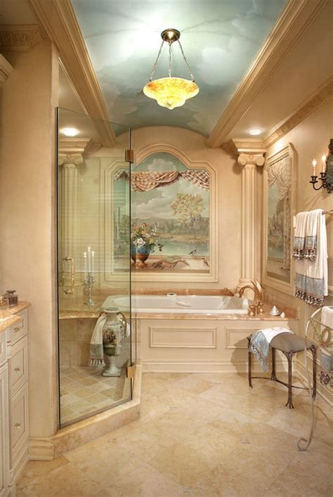 unique and exotic stone wall bathroom by arkiden124 decorating a peach bathroom ideas inspiration