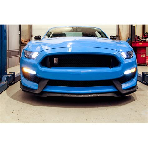 2018 mustang fog lights shelby performance parts mustang led fog light marker