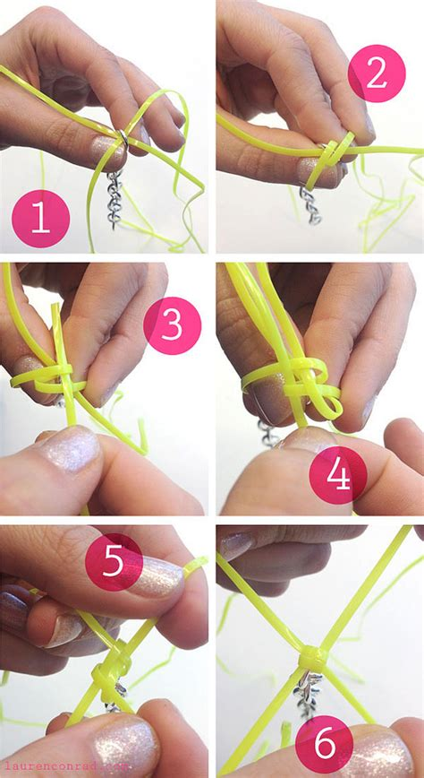 Do Be A Square With This Lola Bracelet by Wonderful Diy Colorful Lanyard Box Stitch Bracelet