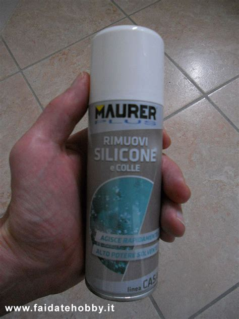 Come Rimuovere Il Silicone by Come Rimuovere Il Vecchio Silicone Indurito