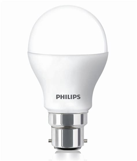 Lu Led 9w Philips Daylight philips 9w single led bulb cool daylight buy philips 9w single led bulb cool daylight at