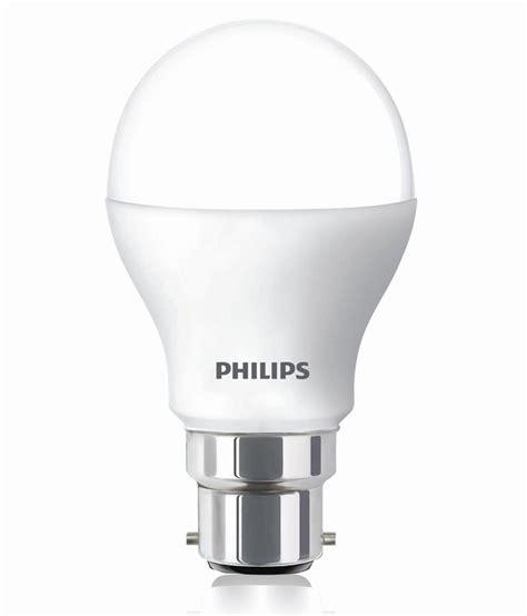 Lu Led Philips Cool Daylight philips 9w single led bulb cool daylight buy philips 9w