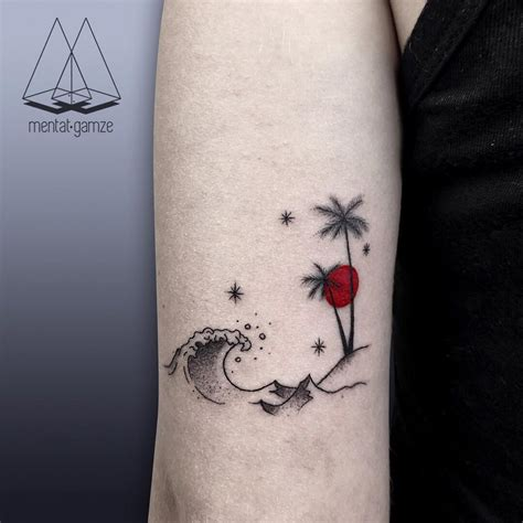 modern tattoos artist celebrates change with eye catching dot