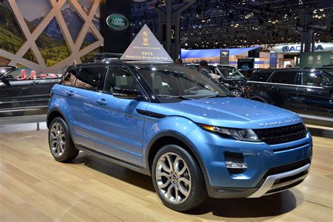 mini land rover how the range rover evoque became the quot new mini quot carscoops