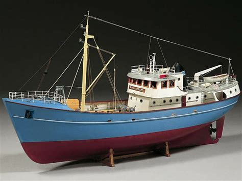 wooden model fishing boat kits fishing trawler ships boat models model ship kits
