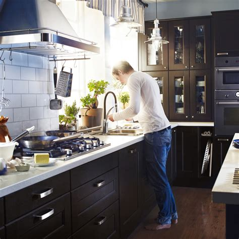 cuisine ikea laxarby cuisine cuisine laxarby noir ikea cuisine laxarby noir
