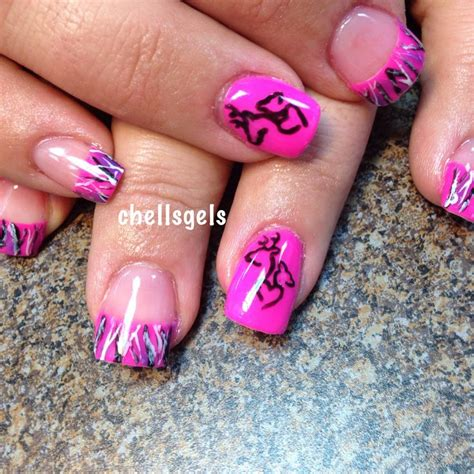 17 best ideas about browning camo nails on - 28+ [browning Nail Designs Nail Ftempo]