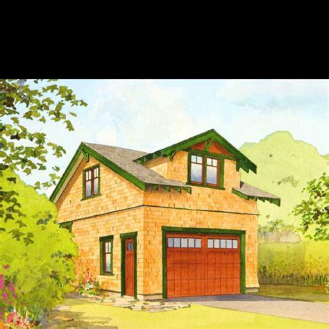 cute bungalow with detached garage 16855wg 16 best garage design images on pinterest facades home