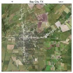 map of bay city aerial photography map of bay city tx