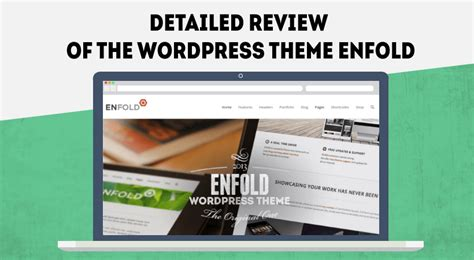 enfold theme help detailed review of the enfold wordpress theme