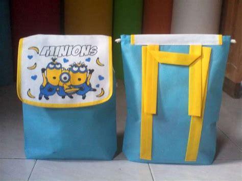Tas Goodie Bag Ultah Abak Busur Unik tas ulang tahun anak rangsel tas souvenir unik tas