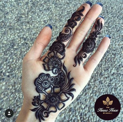 henna tattoo hand palm best 25 henna palm ideas on