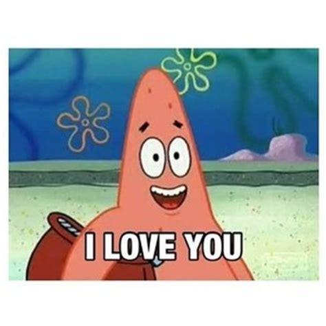 L Love You Meme - spongebob polyvore