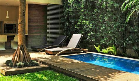 decoracion de jardines pequeños con palmeras piscinas pequeas para jardin interesting en la actualidad