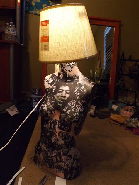 inspired   mannequin lamps