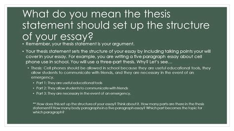 Why Should I Do A Thesis by What Is Writing An Introduction To Writing