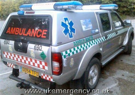 Lu Emergency Navara responders uk emergency vehicles page 2