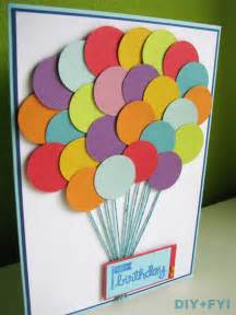 handmade cards diy fyi creatively created