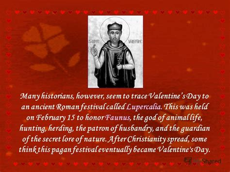 pagan valentines quot every february flowers and