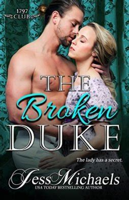 the duke of nothing the 1797 club volume 5 books review the broken duke by jess roses are blue