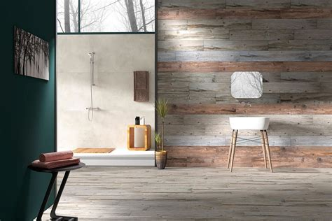 plank wall bathroom tips to install wood plank walls with simple ways